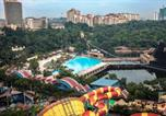Location vacances Petaling Jaya - Traveler Relax Suite ∞ Sunway Pyramid @ Petaling Jaya-4