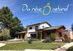 Hôtel Orgnac-l'Aven - B&B / Chambre d'hôtes &quote;Du rêve Ô naturel&quote; entre Ardèche et Gard-3