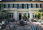 Hôtel Neukirchen/Pleiße - Hotel & Restaurant Bellevue Schmölln-3