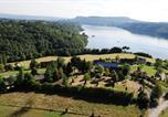 Camping avec Chèques vacances Cantal - Camping l'Air du Temps-3