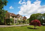 Hôtel Woking - Macdonald Frimley Hall Hotel & Spa-3