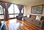 Location vacances Maunaloa - Waikiki Sunset 2105 Paradise Awaits 1-bedroom Superior Suite with Incredible Views-3