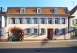 Hôtel Worms - Landhotel zum Schwanen-2