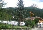 Camping en Bord de rivière Italie - Camping Catinaccio Rosengarten-1