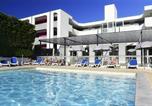 Hôtel Bord de mer de Sète - Résidence Odalys Aqualia-1
