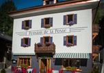 Hôtel Grimentz - Pension de la Poste-2