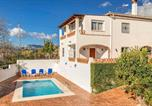 Location vacances Algatocín - Stunning home in Algatocín w/ Outdoor swimming pool, Outdoor swimming pool and 4 Bedrooms-1