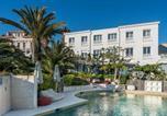 Hôtel 5 étoiles Mane - Le Petit Nice - Passedat-3