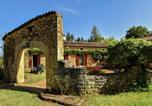 Location vacances Villefranche-du-Périgord - Maison De Vacances - Loubejac 12-1