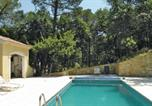 Location vacances Sainte-Cécile-les-Vignes - Holiday home Quartier Le Pielon-1