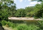 Camping avec Site nature Mialet - Camping des Drouilhèdes-2