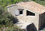 Location vacances Gordes - Villa de 3 chambres a Gordes avec magnifique vue sur la montagne piscine privee jardin amenage a 54 km des pistes-3