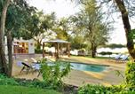 Location vacances  Botswana - River View Lodge-1