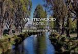 Hôtel Christchurch - Whitewood Motel Inner City Luxury Apartments-1