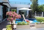 Location vacances Cha-am - Pudpichaya Pool Villa-3