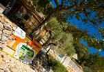 Camping avec Quartiers VIP / Premium Rhône-Alpes - Camping Le Vieux Vallon-2