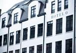 Hôtel Complexe Maison-Ateliers-Musée Plantin-Moretus  - Hotelo Kathedral-2