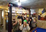 Hôtel Corée du Sud - Time Travelers Party Hostel In Hongdae-4