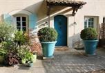 Hôtel Jonquières - Le Mas Turquoise, B&B Spa-Color Inclus-4