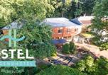 Hôtel Bad Bederkesa - Ostel Jugendhotel Bremervörde-1