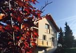 Location vacances Franche-Comté - Ma cabane dans le Jura-1
