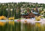 Hôtel Jasper - Pyramid Lake Resort-1