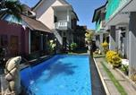 Location vacances Denpasar - Airy Eco Renon Tukad Badung Sepuluh 27 Bali-4