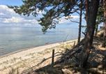 Camping  Acceptant les animaux Pologne - Your Camp Amw Rewita Kormoran Hel &quote;Przyczepka Eldis&quote;-1
