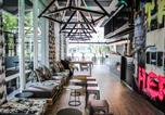 Hôtel Hong Kong - Mojo Nomad Aberdeen Harbour-4