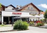 Hôtel Frauenau - Landhotel Postwirt-3