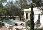 Hôtel Cazilhac - La Villa Kallisté-1