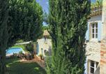 Location vacances Savasse - Holiday home Sauzet Gh-982-3