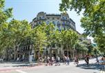Hôtel Province de Barcelone - Safestay Passeig de Gràcia-1