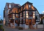 Hôtel La Vancelle - Hotel Restaurant Dontenville-1
