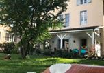 Hôtel Pierrefontaine-les-Varans - Beurreetconfiture-1