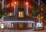 Hôtel Gare de Ludwigshafen - Sevendays Hotel Boardinghouse Mannheim-4