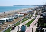 Location vacances Riccione - Appartamento Mansarda Mare-2