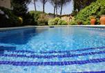 Location vacances Santa Cristina d'Aro - Villa Golf-1