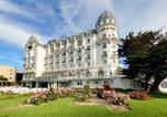 Hôtel Santander - Eurostars Hotel Real-1