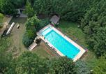 Camping avec Piscine Beauville - Camping Valenty-2
