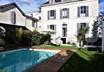 Hôtel Niort - Chambres d'Hôtes Maison La Porte Rouge-1