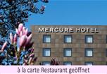 Hôtel Mönchengladbach - Mercure Parkhotel Mönchengladbach-1