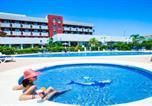 Hôtel Cadix - Hotel Montera Plaza-1