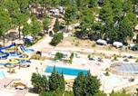 Camping avec Parc aquatique / toboggans Vaucluse - Capfun - Domaine de Beauregard-1