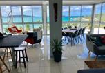 Location vacances  Nouvelle-Calédonie - Superbe appartement vue mer-1