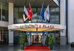 Hôtel Bâle - Swissotel Le Plaza Basel-3