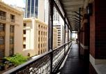 Hôtel Australie - Nomads Brisbane-4