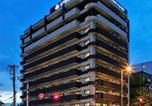 Hôtel Osaka - Vermillion