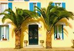 Hôtel Bize-Minervois - Maison des Palmiers-2