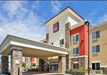 Hôtel Redding - Comfort Suites Redding - Shasta Lake-1